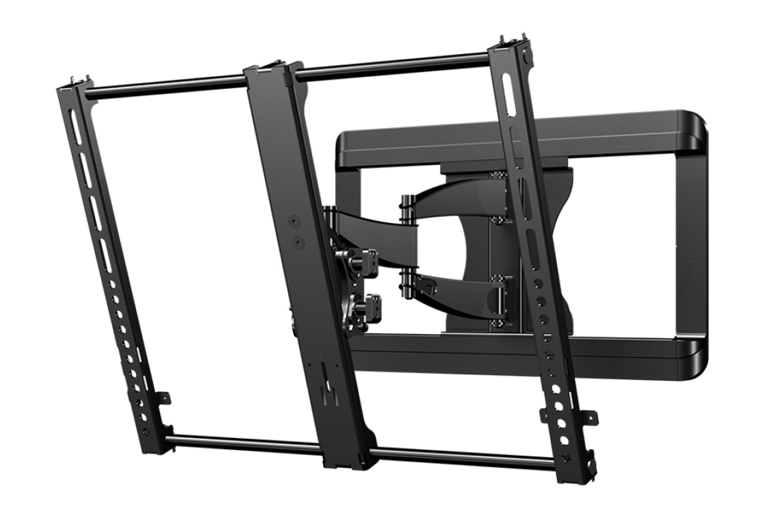 sanus full motion wall mount for 37 55 flat panel tvs vmf620 b2 ireland. Black Bedroom Furniture Sets. Home Design Ideas