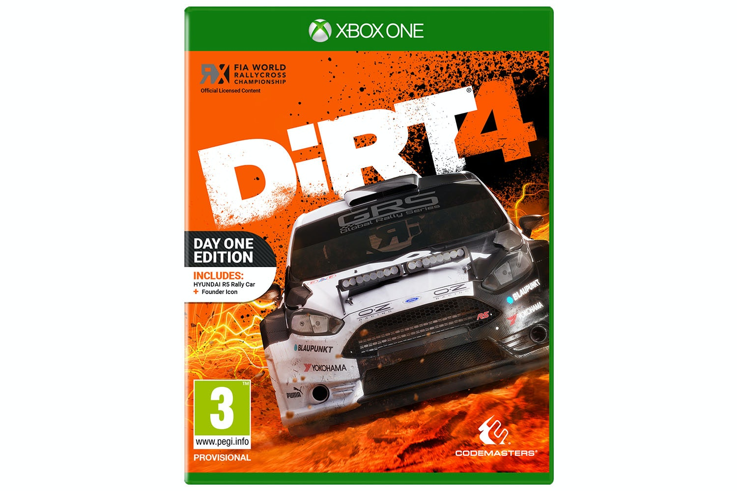 Dirt 4 | Xbox One