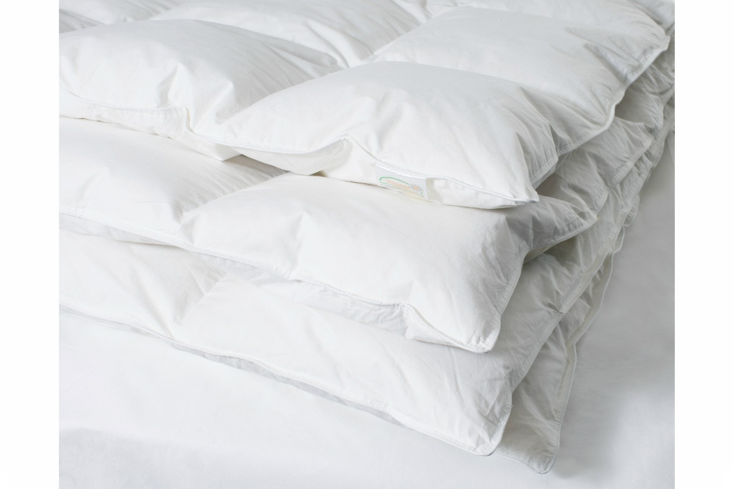 The Linen Room White Goose Down Duvet 13.5 Tog | Single