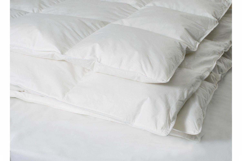 The Linen Room White Goose Feather & Down Duvet 13.5 Tog | Super King
