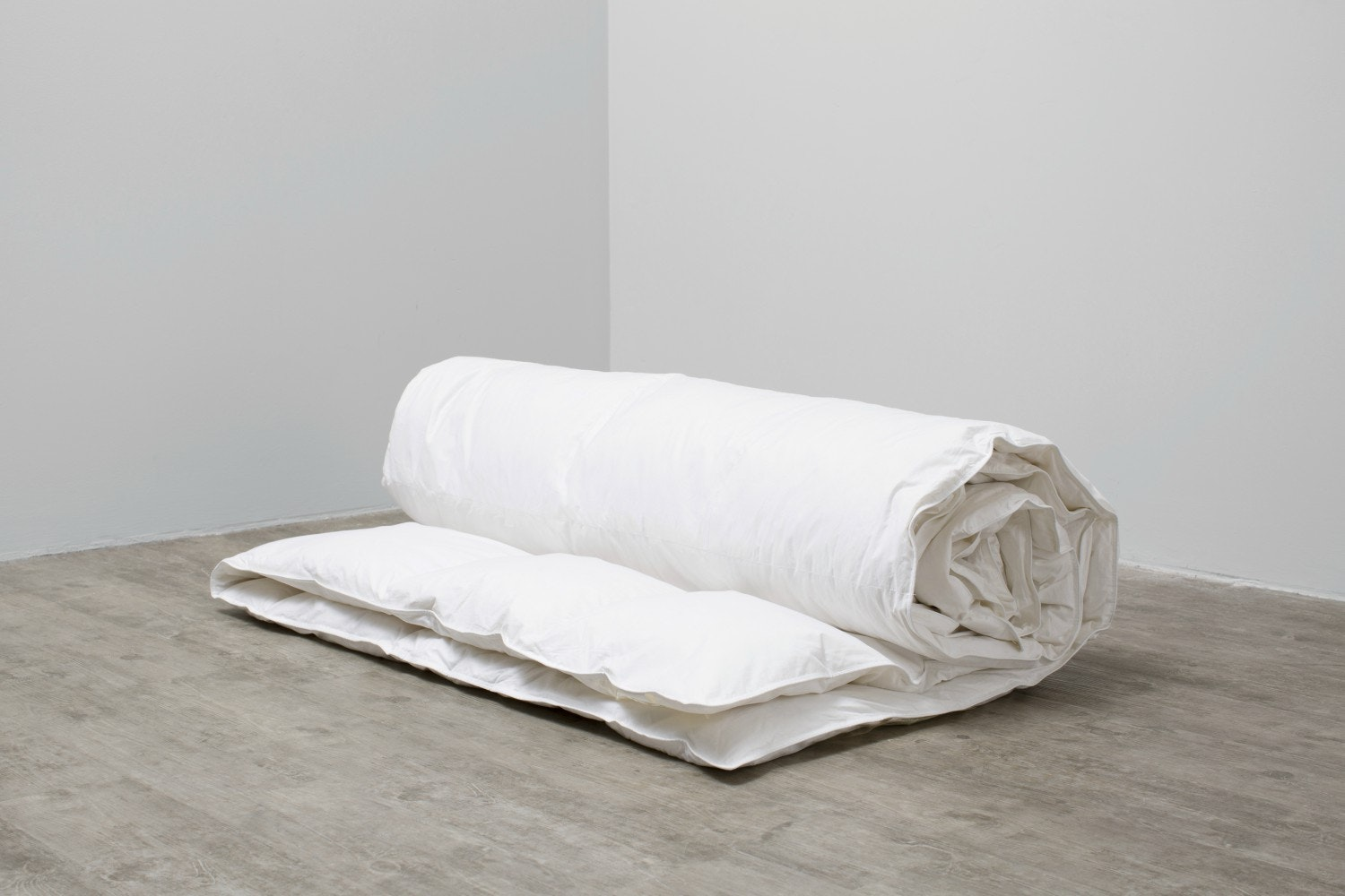 The Linen Room White Goose Down Duvet 13.5 Tog | Double