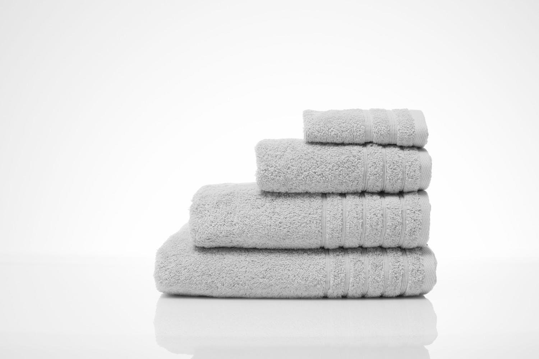 The Linen Room Face Cloth Grey