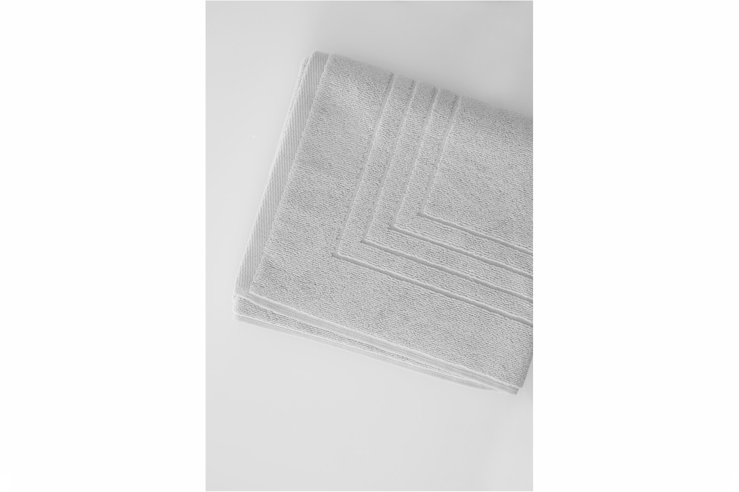The Linen Room Bath Mat Grey