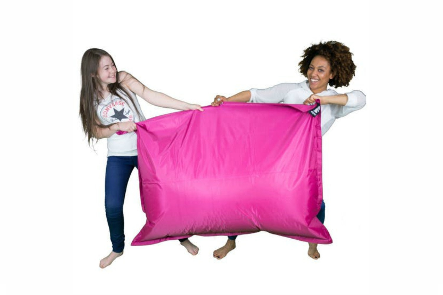 Elephant Junior Bean Bag | Shocking Pink