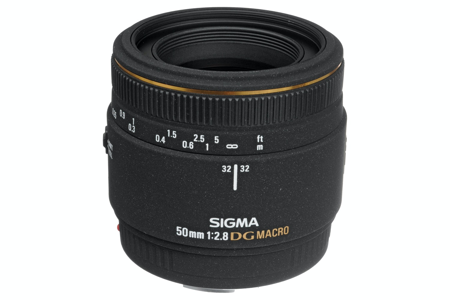 Sigma 50mm f2.8 EX DG Macro lens for Canon