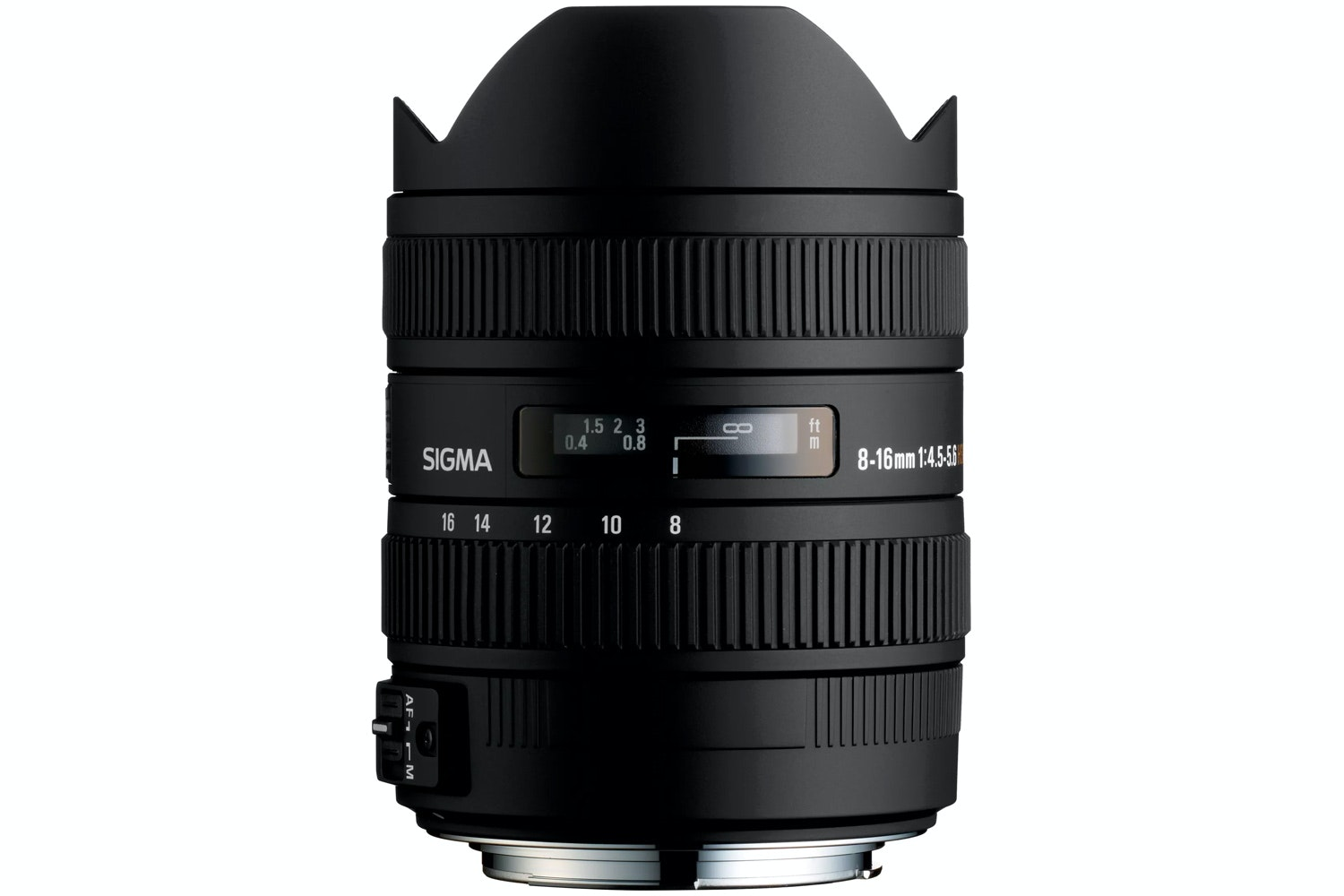 Sigma 8-16mm DC HSM lens for Nikon