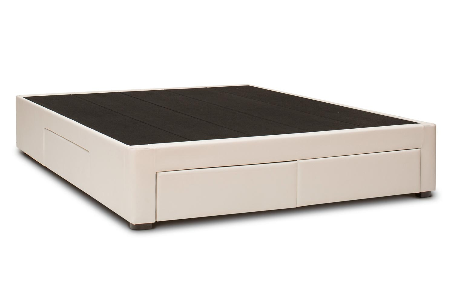 Duval Base with Storage | White | 5ft
