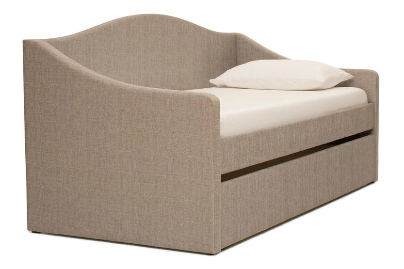 Byron Day Bed | Grey | 3ft