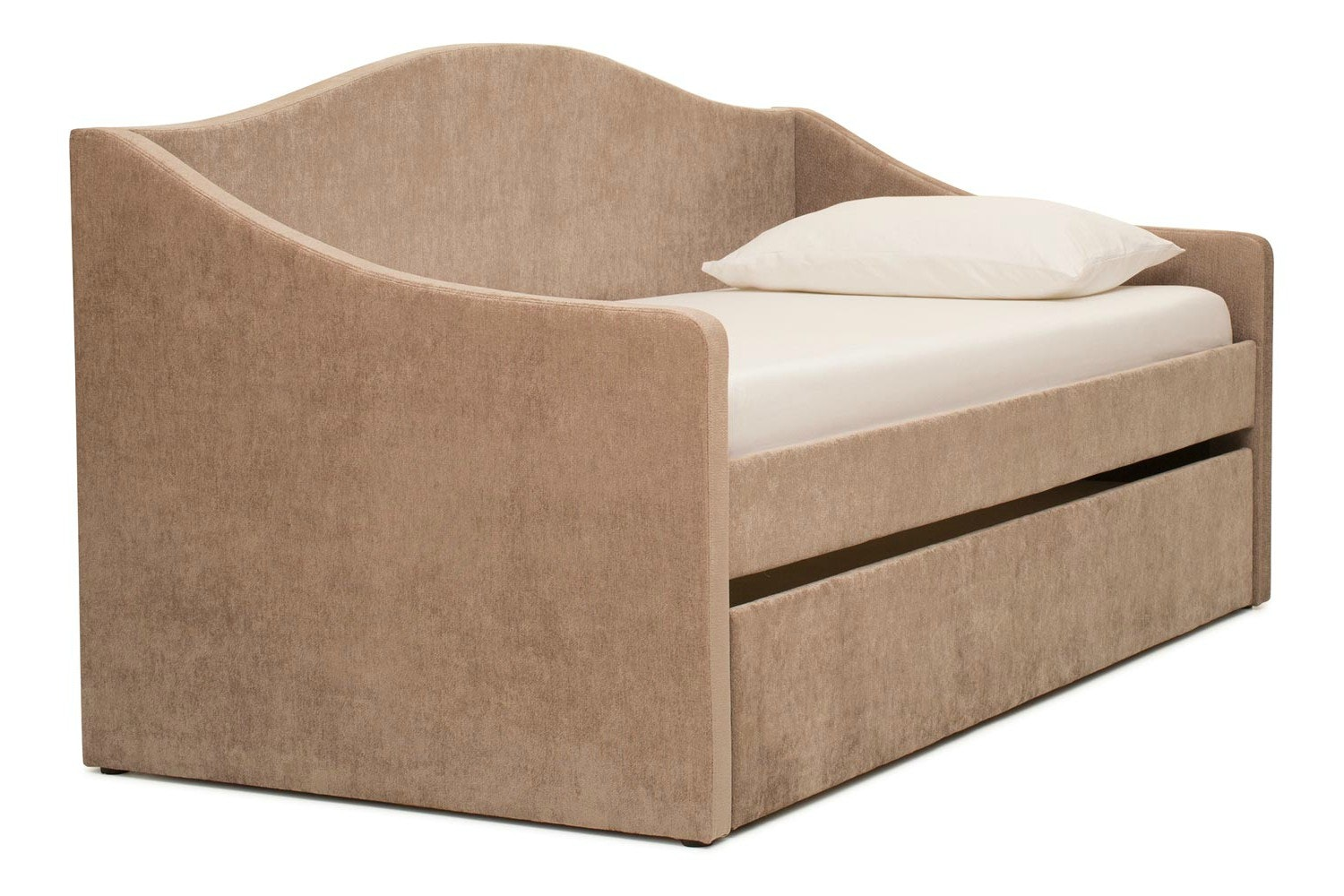 Byron Day Bed | Mink | 3ft