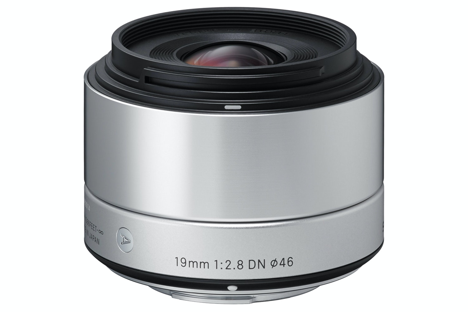 Sigma 19mm f2.8 DN lens for Sony E-mount