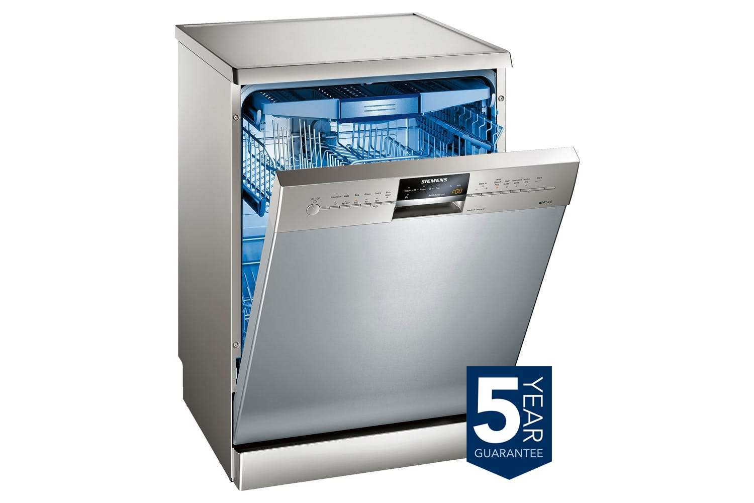 Siemens 14 Place Freestanding Dishwasher | SN26M892GB