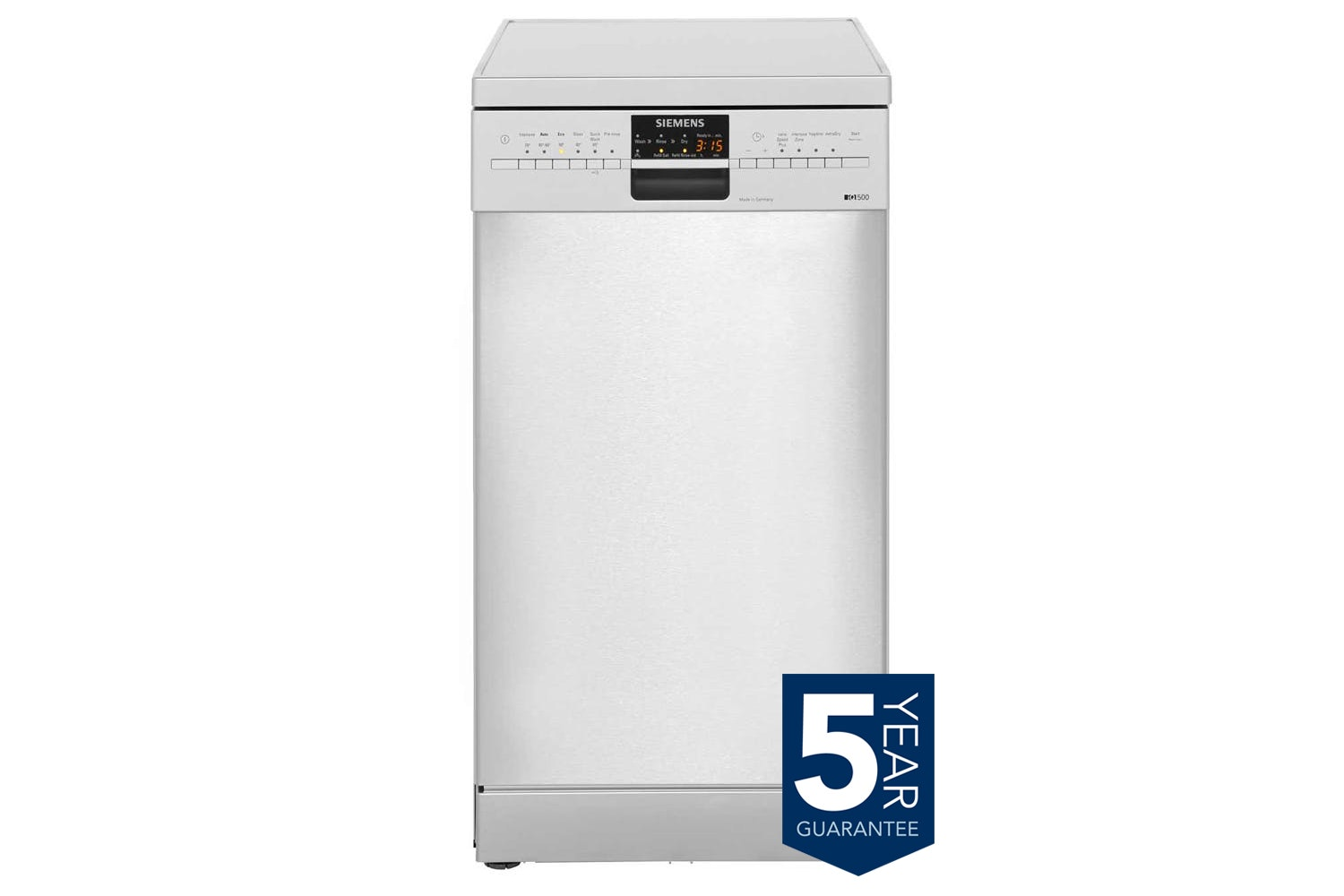 Indesit Freestanding Slimline Dishwasher | SR26T891GB