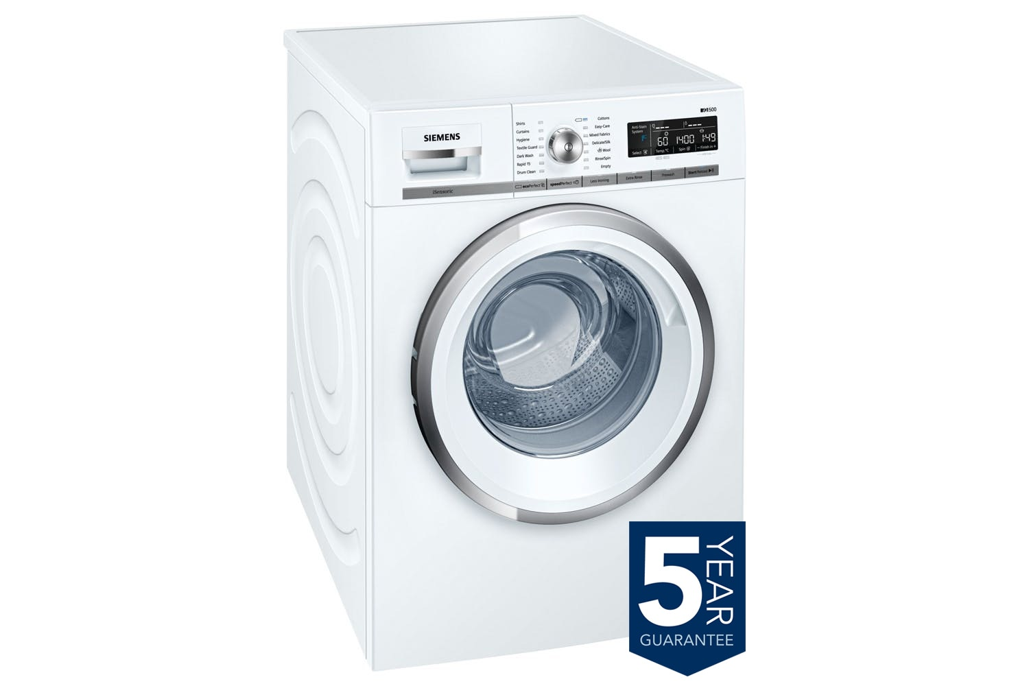 Siemens 8kg iQ500 Washing Machine | WM14W590GB