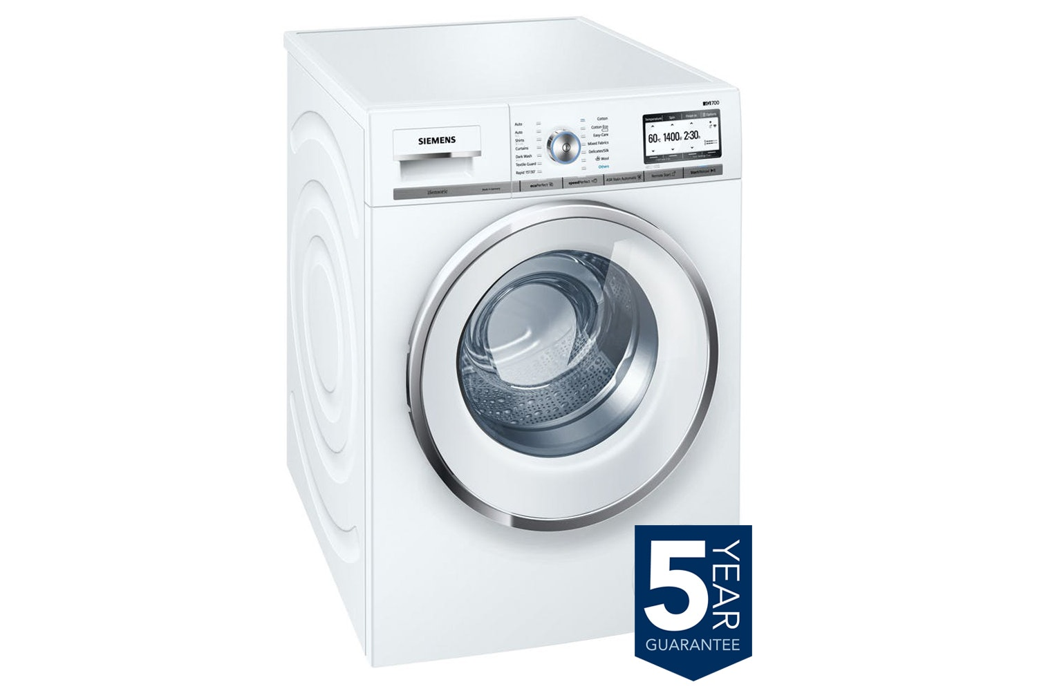 Siemens iQ700 9kg Washing Machine | WMH4Y790GB