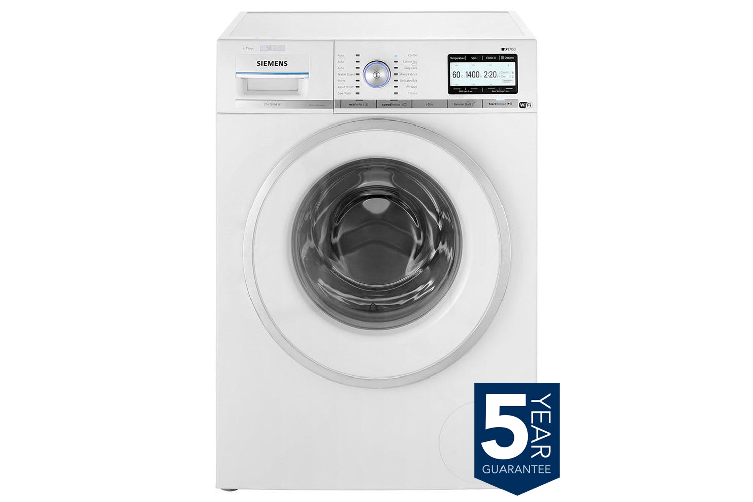 Siemens iQ700 9kg Washing Machine | WMH4Y890GB