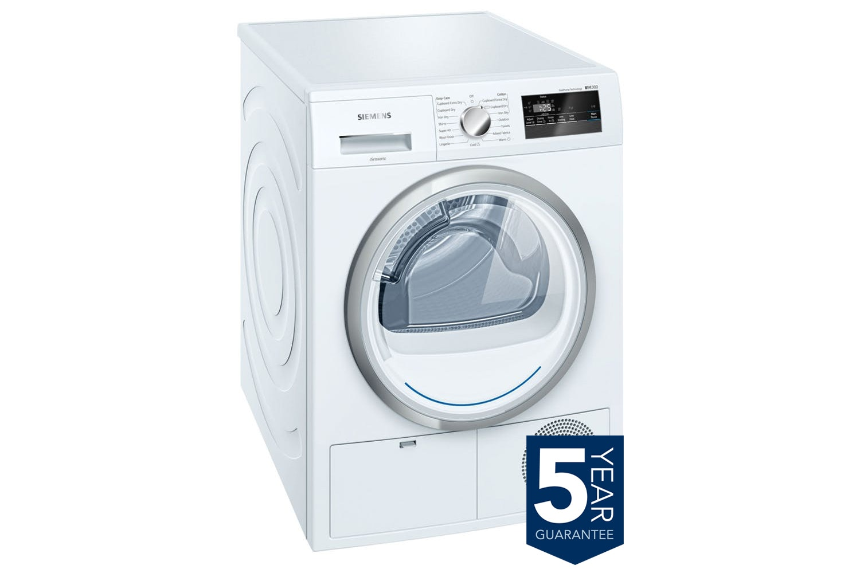 Siemens 8kg Heat Pump Tumble Dryer | WT45H200GB