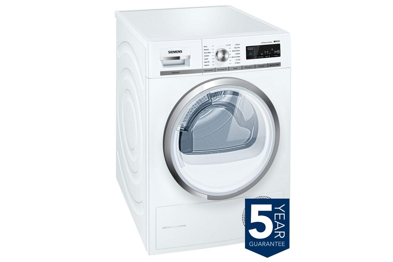 Siemens 8kg Heat Pump Tumble Dryer   WT47W590GB