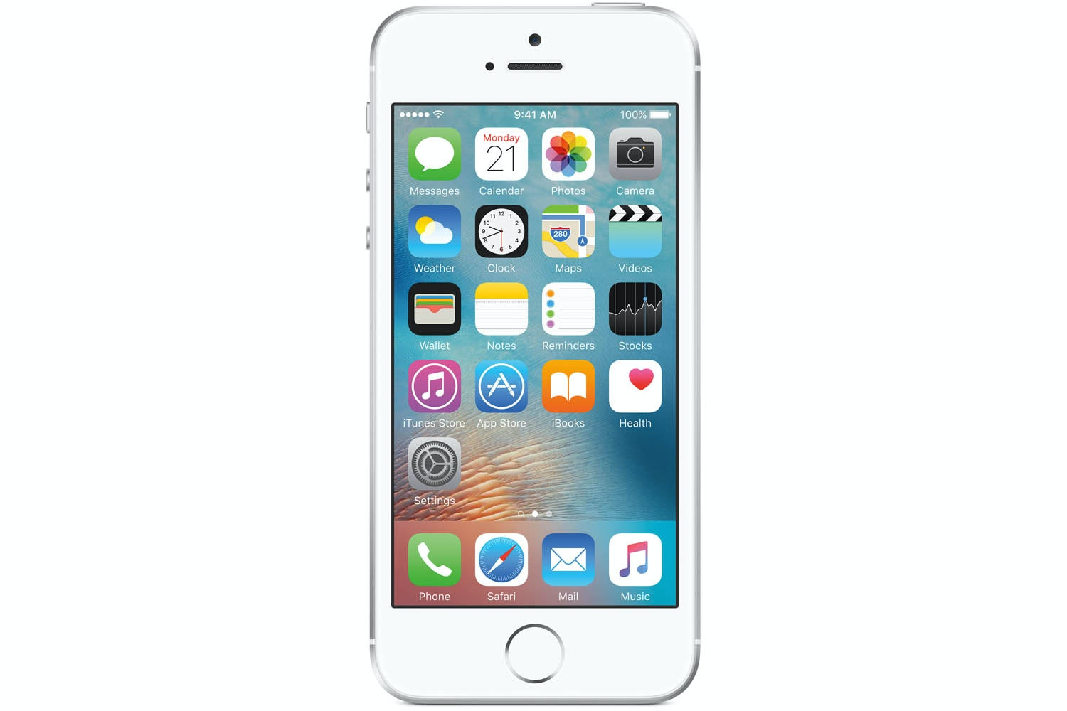 Apple iPhone SE | 64GB | Silver