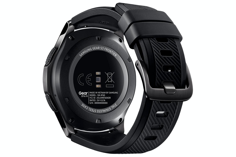 Samsung Gear S3 | Frontier