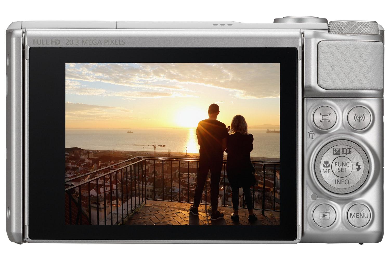 Canon Powershot SX730 HS | Silver