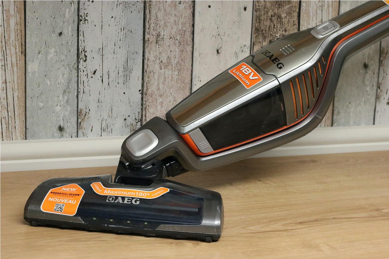 Aeg Ergorapido Bagless Stick Vacuum | AG3213
