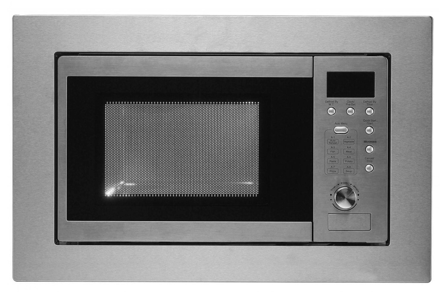 Cata 20L 800W Built In Microwave | Stainless Steel