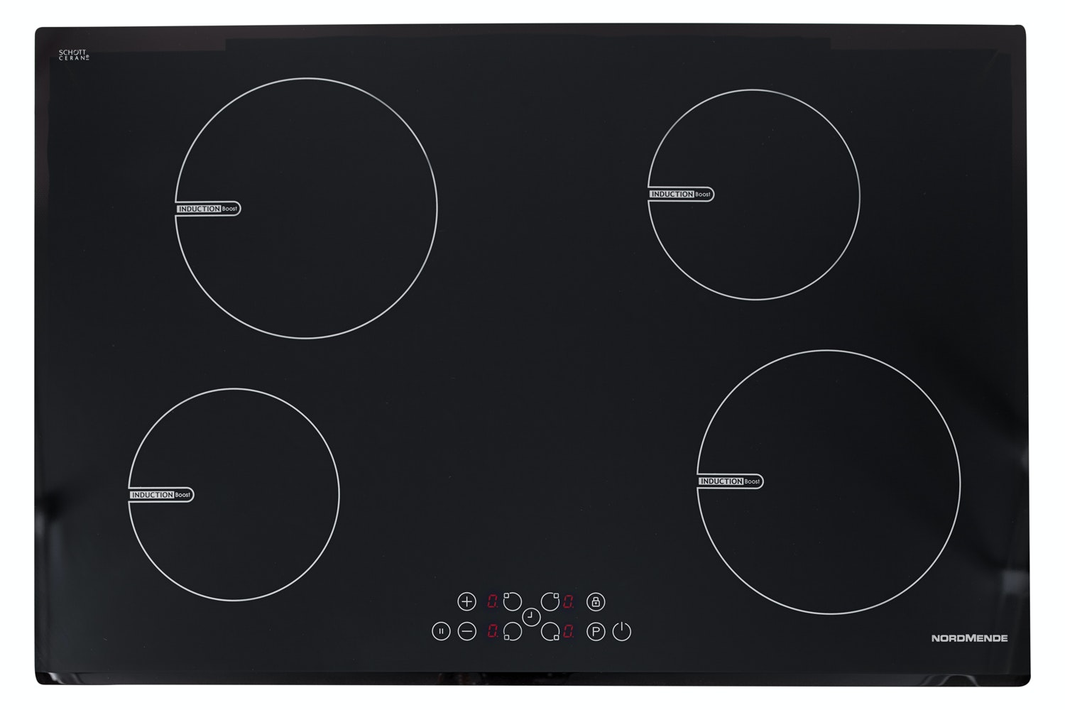 Nordmende 78cm Induction Hob | HCI79FL