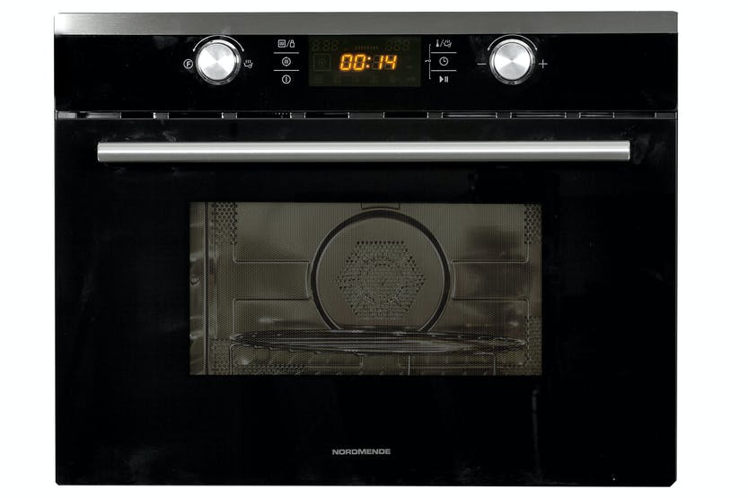 Nordmende Built-in Compact Oven with Microwave | NM457IX