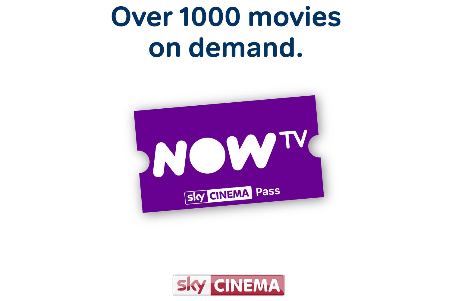 NOW TV Box | With 2 Month Cinema Pass