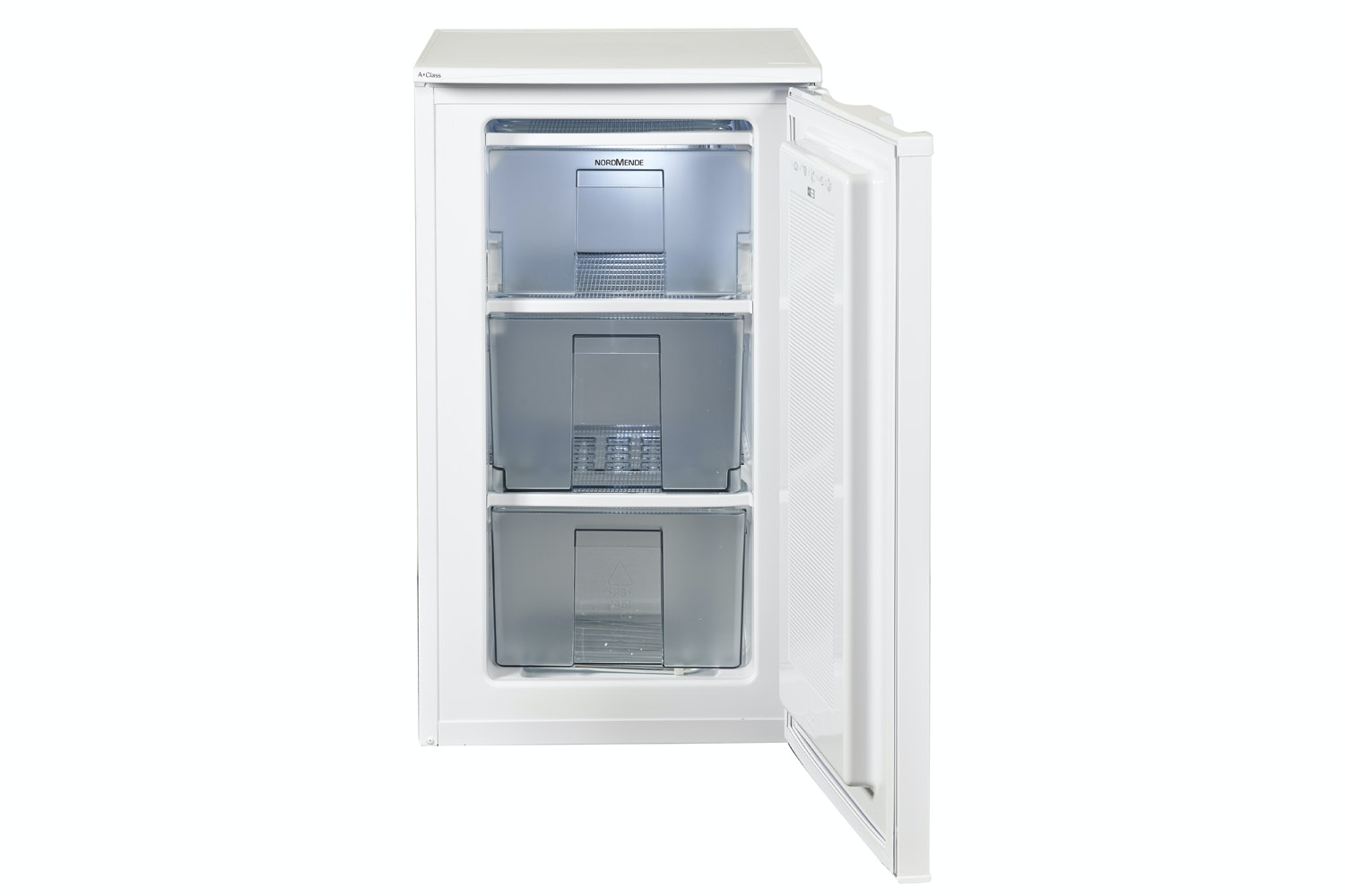 Nordmende Under Counter Freezer | RUF116NMWHA+