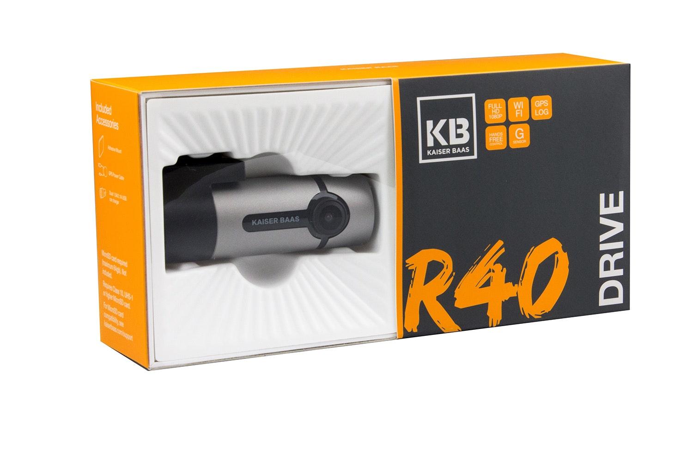 Kaiser Baas R40 Dash Camera