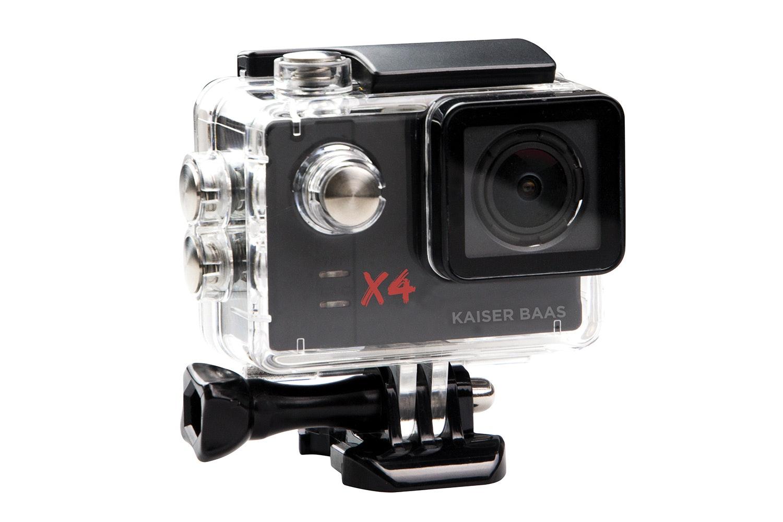 Kaiser Baas X4 Action Camera