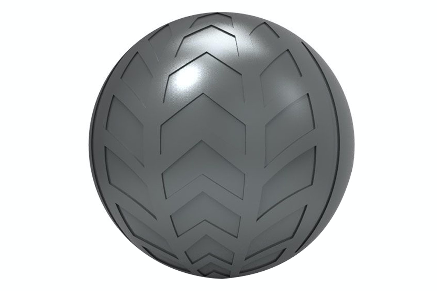 Sphero Turbo Cover Charcoal