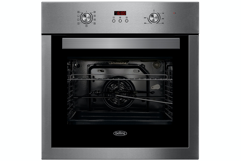 Belling Single Oven | BI609MFSS