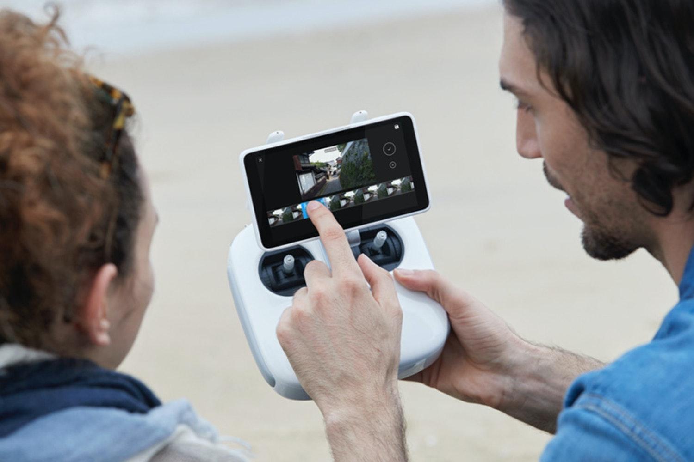 DJI Phantom 4 Pro Drone | White