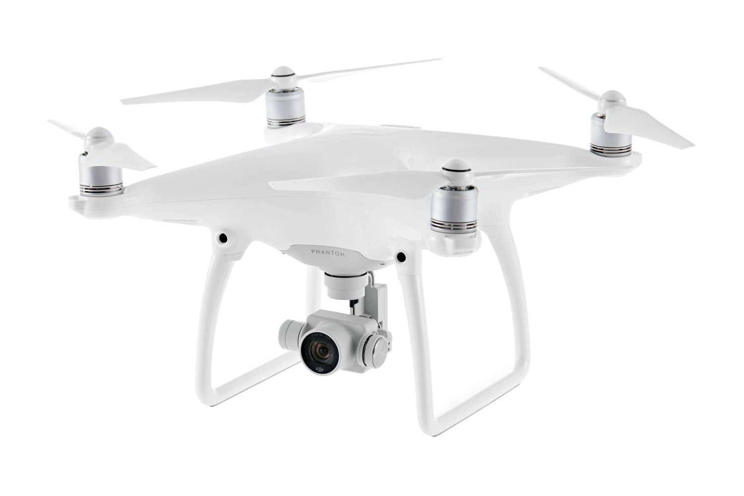 DJI Phantom 4 Advanced Drone | White