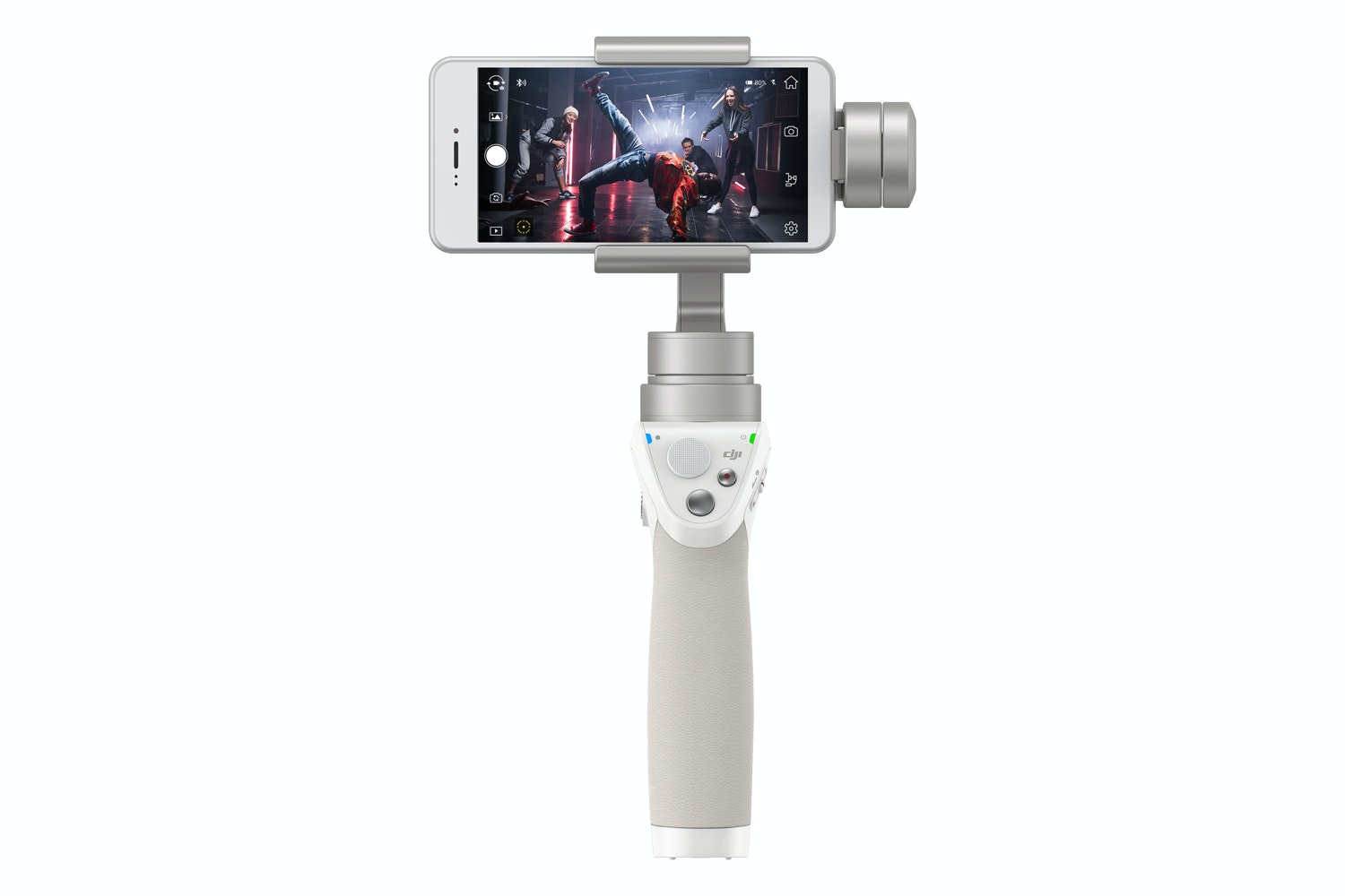 DJI Osmo Mobile Gimbal Stabilizer | Silver