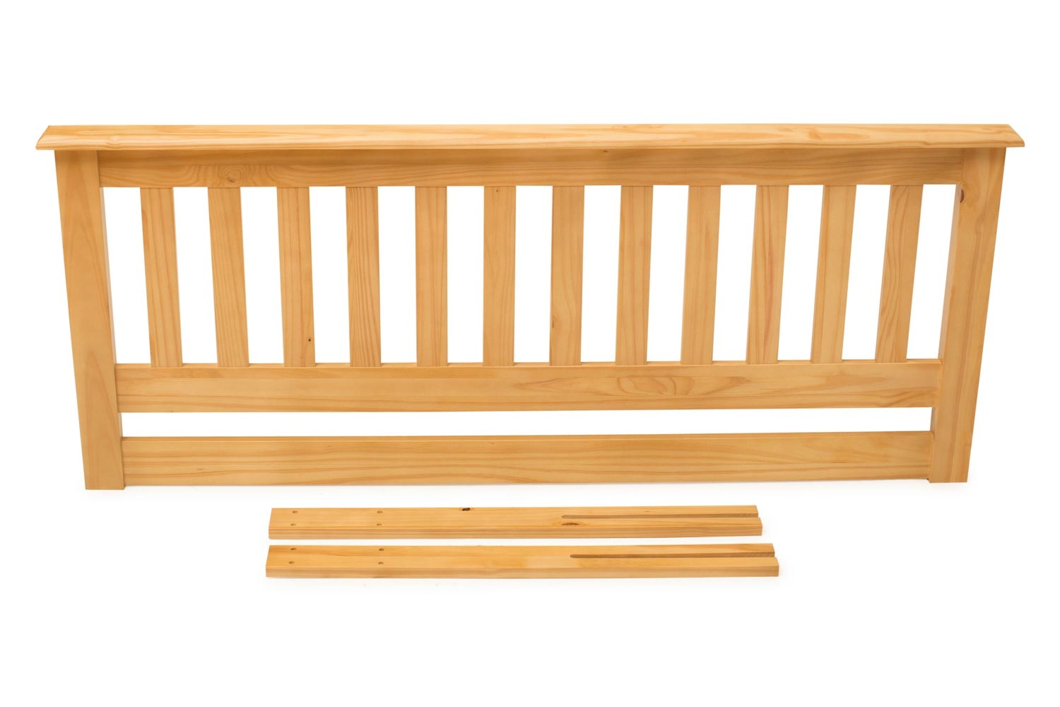Shaker Headboard | 4Ft6 | Natural