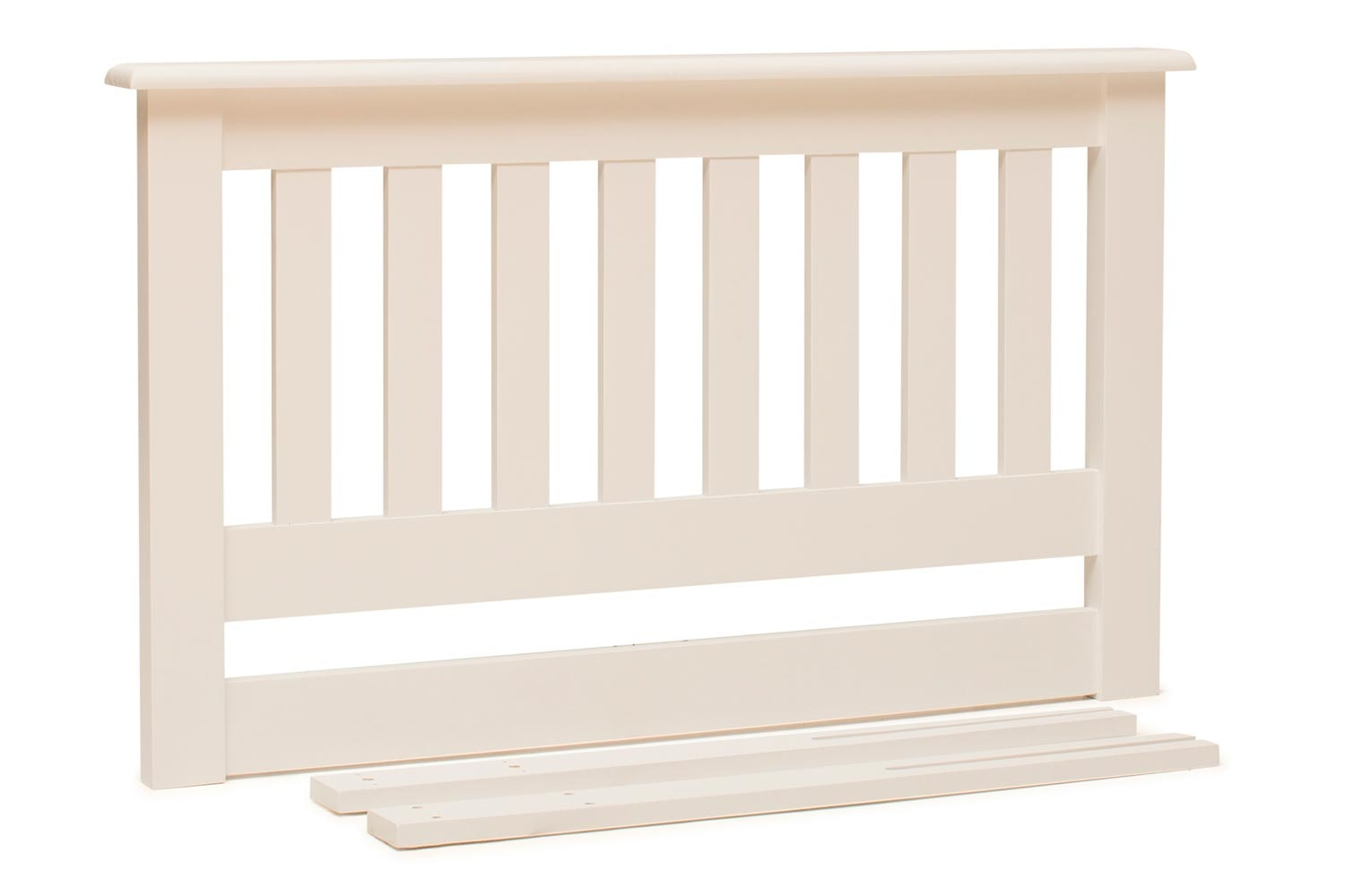 Shaker Headboard | 3Ft | White