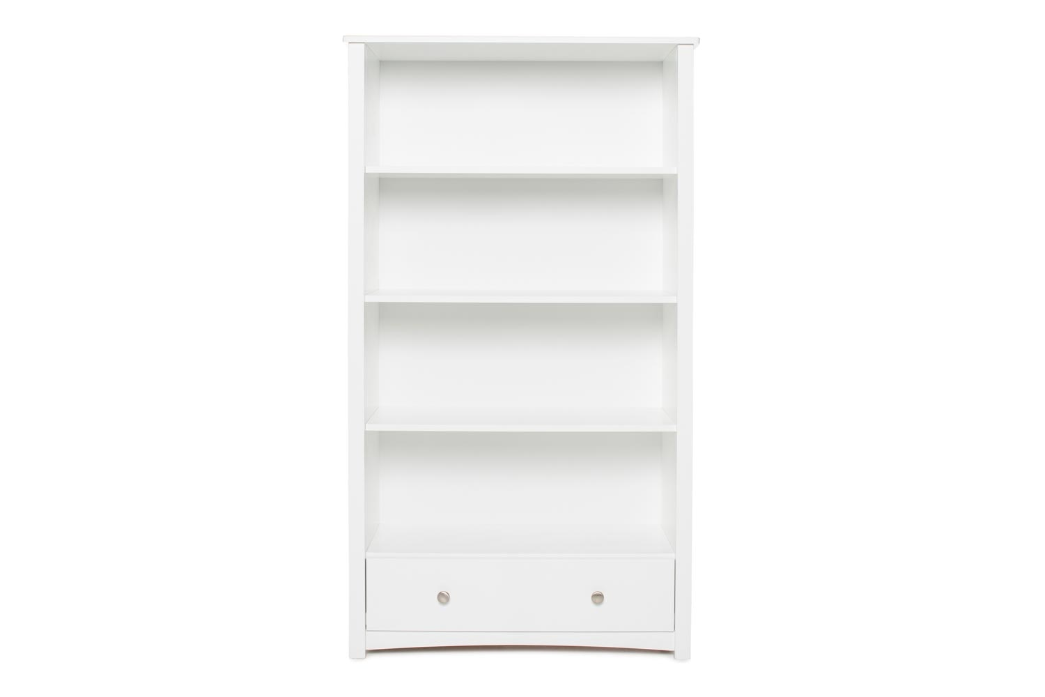 Urban Bookcase 1 Drawer |Tall| White