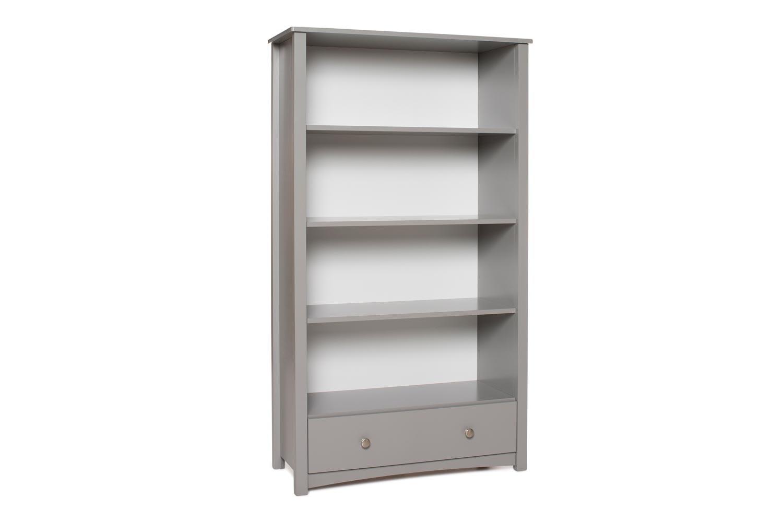Urban Bookcase 1 Drawer | Tall | Dove Grey