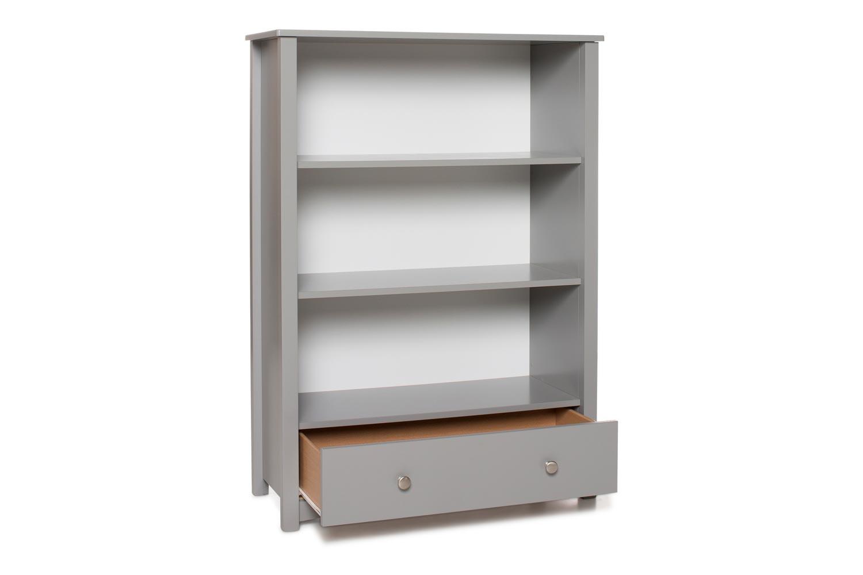 Urban Bookcase 1 Drawer | Medium | Dove Grey