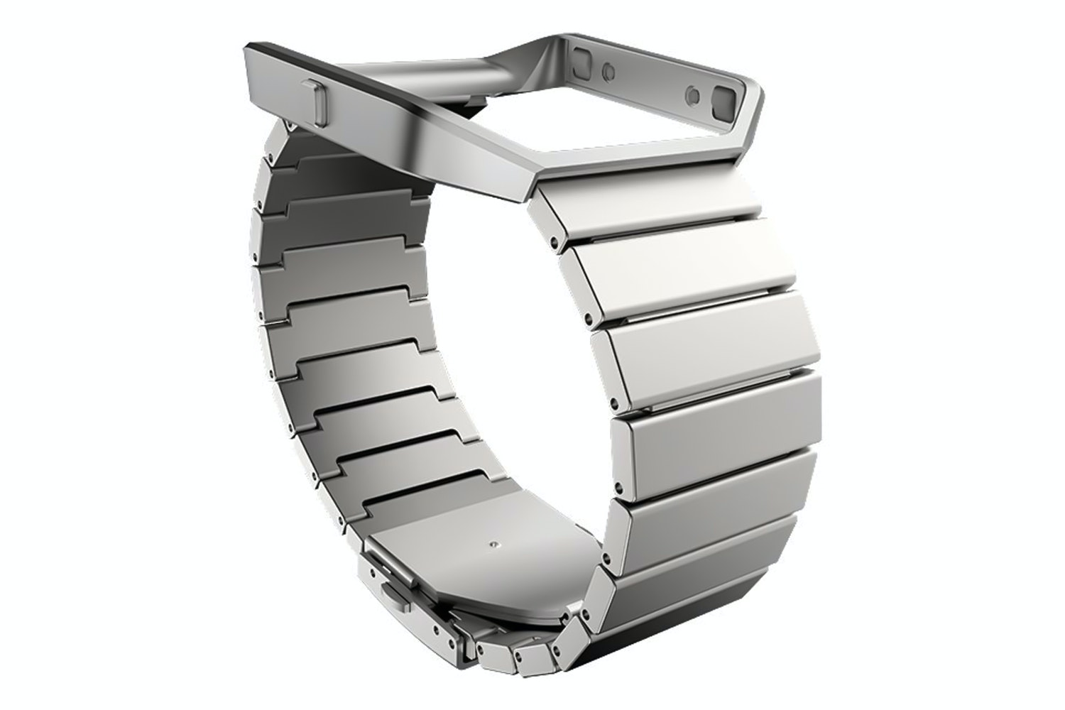Fitbit Blaze Band Metal Link Silver