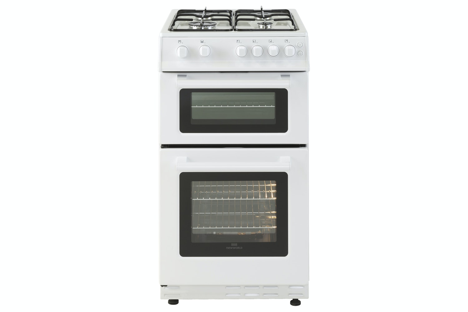 Belling 50cm Gas Cooker | FSG50TCWHNG