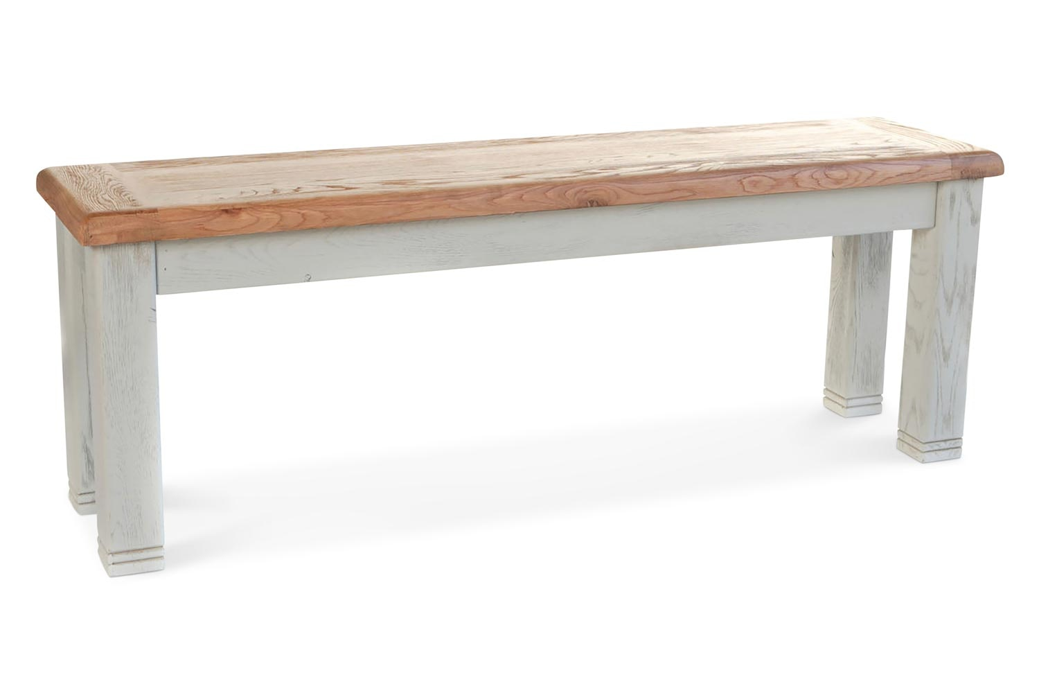 Queenstown Bench | Large | Painted Grey