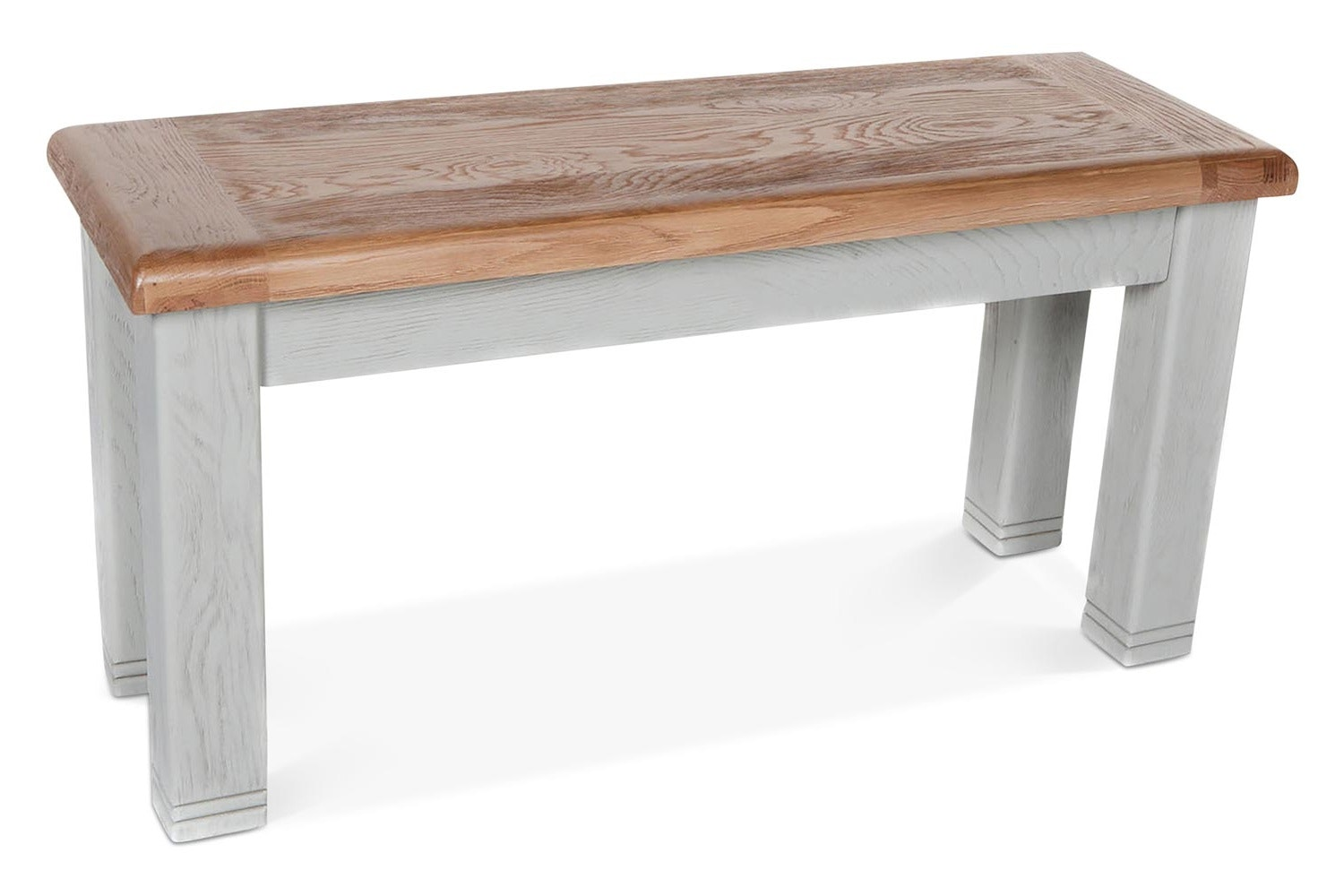 Queenstown Bench | Small | Painted Grey