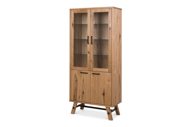 Stockholm display cabinet