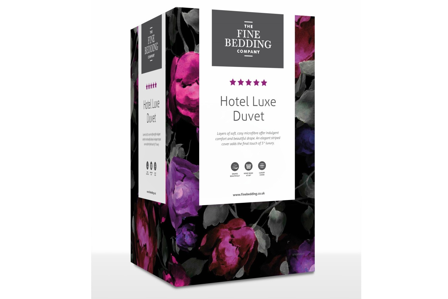 Hotel Luxe 10.5 Tog Duvet  | Single