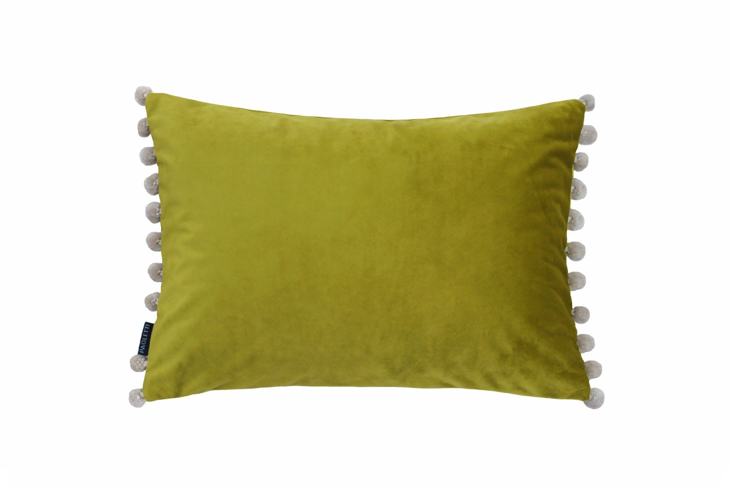 Fiesta Cushion | Bamboo & Natural