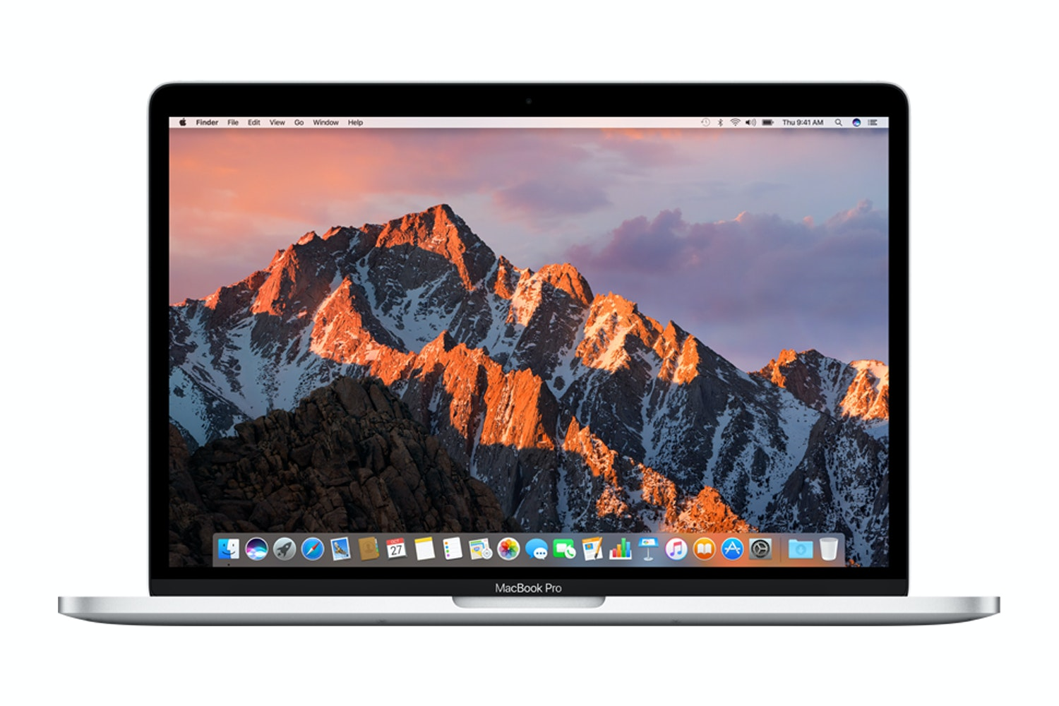 """MacBook Pro 13"""" with Touch Bar   Core i5   Silver   512GB"""